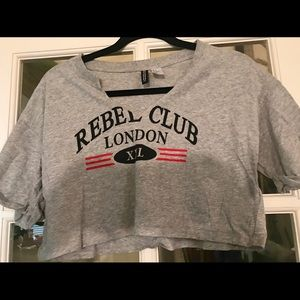 H&M Rebel club London